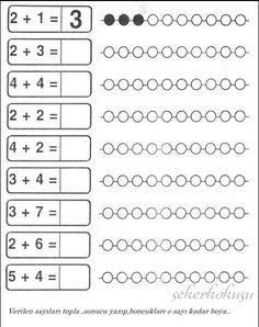 "The post pixel"" appeared first on Pink Unicorn Kindergarten Preschool Writing, Numbers Preschool, Preschool Learning Activities, Teaching Math, Numbers Kindergarten, Free Preschool, Math Addition Worksheets, Kindergarten Math Worksheets, Number Bonds Worksheets"