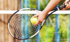The Key to Choosing the Best Tennis Racket - Tennis Racket Pro Pro Tennis, Tennis Gear, Tennis Tips, Best Tennis Rackets, Tennis Online, Tennis Elbow, 3d Printing, Good Things, Drills