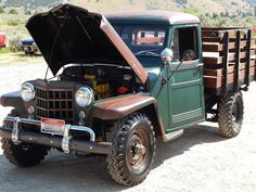 1952 Willys Truck - Photo submitted by Todd Burgin.