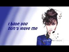 i hate you, don't leave me!!! extra song only on target's version of the cd