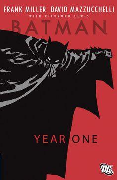Batman, Año Uno