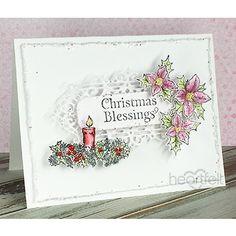 Gallery | Christmas Candle - Heartfelt Creations