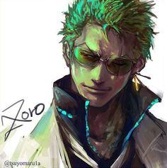 Fanfic, ,   Parte 1,  Zoro, ,  Enquanto Nami levava Zoro para uma ilha , uma pessoa misteriosa ...