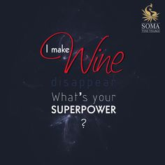 #Comment if you can do it too!  #Share #Like #Wine #Power 
