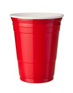 Red Party Cup Copo descartável Vermelho para Festas - 8 unidades - Artigos para festa é na Mooca Festas