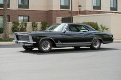 1965 Buick Riviera GS with 455 dual quadsand 411 posi, they were the true sleepers in there days, BadAss Buicks!