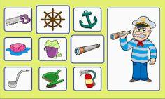 wat heeft een zeeman nodig?