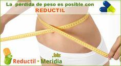 Reductil Meridia Pastillas Para Perder Peso: Pastillas Para Adelgazar Sibutramina / Sibutril 10...