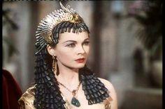 Caesar & Cleopatra (1945) with Vivian Leigh as Cleopatra