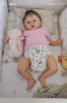 Reborn Baby Dolls by Larissa Versolato Reborn Baby Dolls Twins, Newborn Baby Dolls, Reborn Toddler, Reborn Baby Girl, Realistic Baby Dolls, Baby Art, Disneyland, Projects To Try, Kids