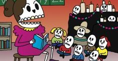 Dear Mountain Room Parents BY MARIA SEMPLE  Hi, everyone!  The Mountain Room is gearing up for its Day of the Dead celebration on Friday. Please send in photos of loved ones for our altar. All parents are welcome to come by on Wednesday afternoon to help us make candles and decorate skulls.   Thanks!  Emily ...