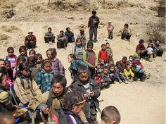 Life of children who are living under horrible enviroment