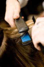 Some flat iron hair products contain dangerous levels of formaldehyde!