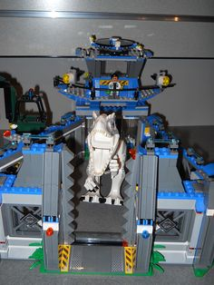 Toy Fair 2015: Jurassic World Lego Are Everything Your Nerdy, Dino-Loving Heart Could Desire