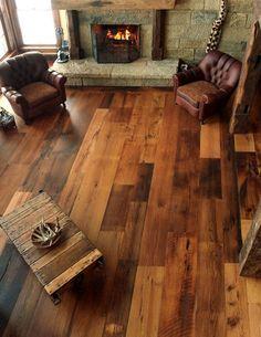 Reclaimed White Oak Flooring   Antique White Oak Floor   Olde Wood