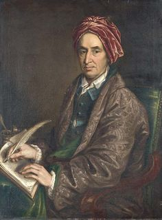 c. 1750, Portrait of a Composer Thought to be Thomas Arne, Sold at Christie's