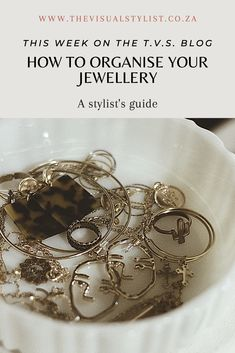 There is nothing quite like starting your a new year 100% organised, so we decided to share some #StylingTips to help you organise, and help you treasure your jewels over time. Organisation Hacks, Organization, Cuff Bracelets, Stylists, Jewels, Blog, Fashion Tips, Getting Organized, Fashion Hacks