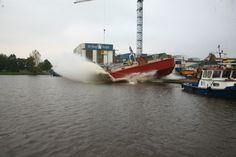 http://koopvaardij.blogspot.nl/2017/10/zaterdagmorgen-liep-om-10.html    14 oktober 2017 liep om 10.00 uur bij Thecla Bodewes Shipyards in Foxhol (locatie De Hoop) de CHEMBA van stapel