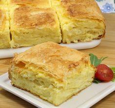 Gibanica (Phyllo Cheese Pie)