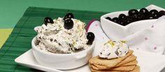 Receita de Paté de azeitonas e queijo. Descubra como cozinhar Paté de azeitonas e queijo de maneira prática e deliciosa com a Teleculinaria!