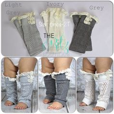 Hey, I found this really awesome Etsy listing at http://www.etsy.com/listing/170539685/baby-leg-warmers-baby-crochet-leg