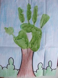 Armário do Professor: 3 Ideias para o Dia da Árvore e Primavera