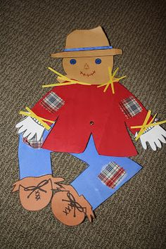 miller moments: Scarecrow Patterns includes pattern