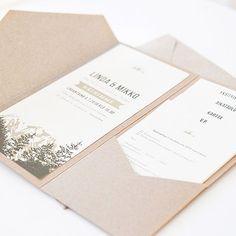 #häät #häät2016 #hääkutsut #hääkutsu #weddinginvitation #bröllop #inbjudan #rustic #woodland #makea_design #makeadesign