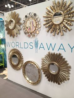 #WorldsAway booth 1436 at #NYNOW 2013 http://on.fb.me/19tnotX