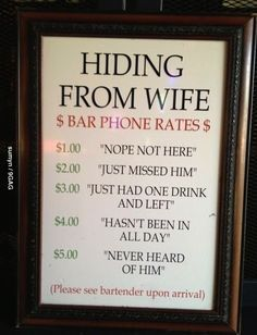 Hiding from wife quotes quote funny quotes funny quotes and sayings funny relationship quotes