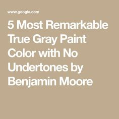 perfect light gray with no undertones graytint 1611 by benjamin moore contemporary paints. Black Bedroom Furniture Sets. Home Design Ideas