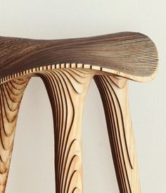 LMBRJK is a fabrication studio specializing in hand-made wood products- Amazing!