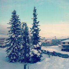 Fort Richardson Alaska. My little angel, Brandi was born here!