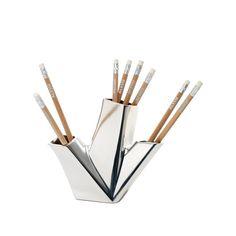 Alessi Trina Pencil Holder   Prezola - The Wedding Gift List