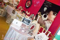 El espacio creado por Isabel Jerez en #Wedding Aljarafe.