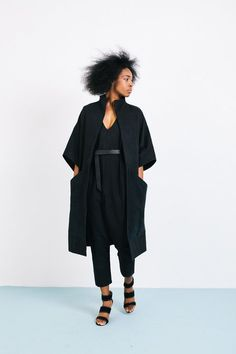 Image result for elizabeth suzann cocoon trench