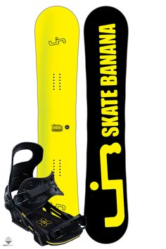 Komplet Snowboardowy Deska Wiązania Lib Tech Skate Banana 10Yr 154