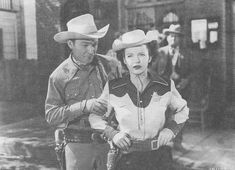 Dale Evans, Roy Rogers, The Good Old Days, Wild West, Cowboys, Twilight, Westerns, Vintage Ladies, Icons