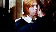 1k ron weasley harry potter gifs fred weasley george weasley goblet of fire Minerva McGonagall hpgif argus filch hpedit made by: jenna