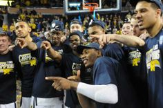 """""""Michigan assigned No. 2 seed, draws Wofford in Milwaukee"""" By NEAL ROTHSCHILD Photo by Patrick Barron Published March 16, 2014"""