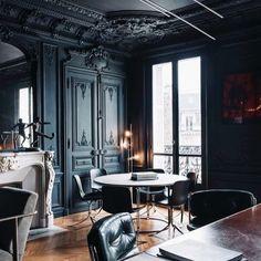 """107 curtidas, 5 comentários - Blackstone Empreendimentos (@blackstoneempreendimentos) no Instagram: """"#classicdecor #classic #paris #modern #decor #art #sala #apartamento #ape #condo #carnival #love…"""""""