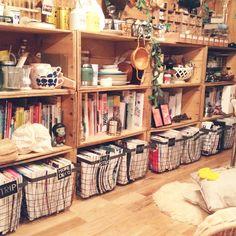 shinobunさんの、PUEBCO,棚,のお部屋写真
