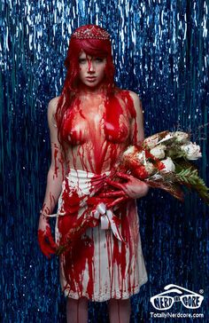 Miss Mosh as Carrie