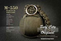 Survival grenade
