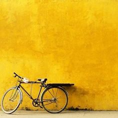 "instabicycle: ""Via @rad.colours: again with the bicycle 🚲 #followforlikes #f4f #bicycle #awesome #yellow #yellowfeed #amazing #yellowbackground #colors #colorfulfeed #wonderful #rainbowfeed #rainbow #colorful #followforfollow #followforfloodlikes..."