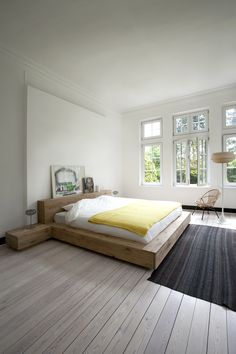 Simple bedroom design is a recipe for a good night's sleep. Create a minimalist, Scandinavian space by focusing on honest, beautiful materials and clean lines.