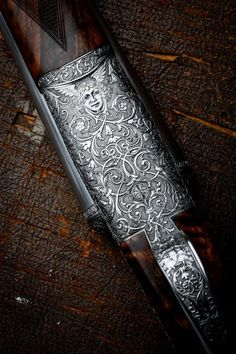 Engraved Westley Richards