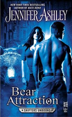 Bear Attraction(Shifters Unbound 6.5) by Jennifer Ashley: http://www.thereadingcafe.com/bear-attraction-shifters-unbound-6-5-by-jennifer-ashley-a-review/