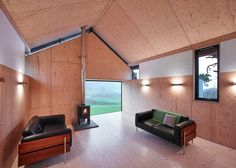 [ WT Architecture ] Scottish holiday home (old mill house renovation) :: 5osA: [오사]