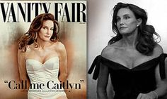 Bruce Jenner unveiled as a woman on cover of Vanity Fair